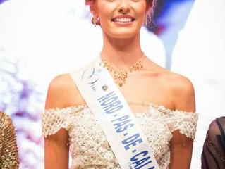 Maëva Coucke, Miss Nord Pas de Calais 2017