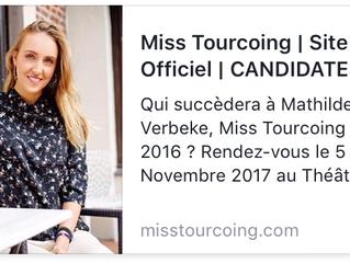 Découvrez vite les candidates pour MISS TOURCOING 2017!