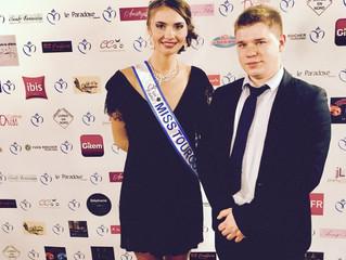SUZON DEPLANQUE est élue MISS TOURCOING 2017