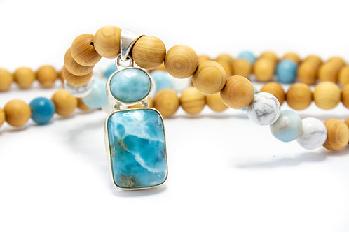 Earth Healing Necklace