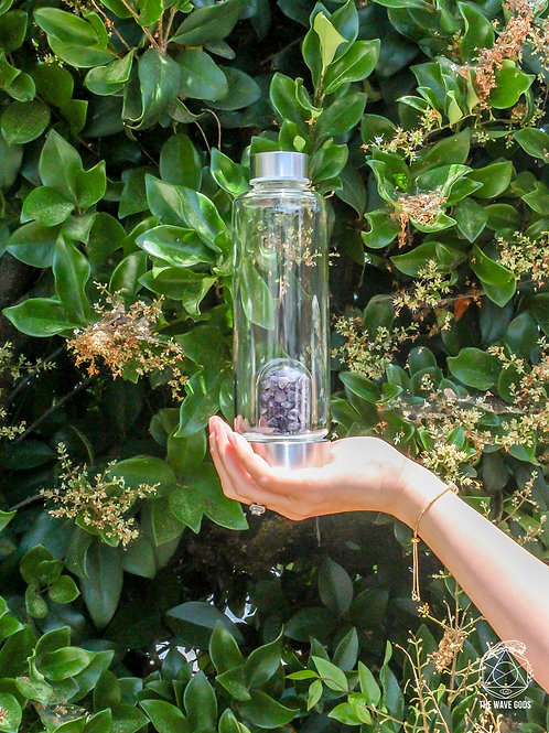 Gemstone Water Bottles