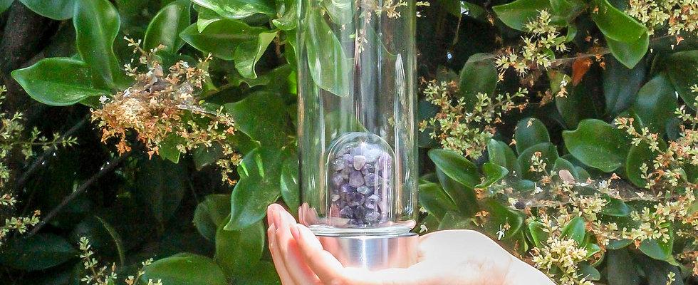 Gemstone Water Bottles