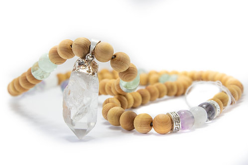 Cleansed Aura Necklace