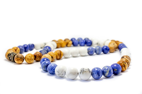 Sky Blue Necklace