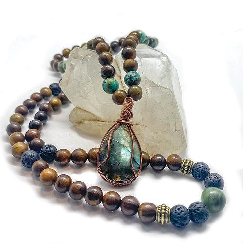 Abundant Transformation Necklace