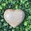 Thumbnail: Peach Moonstone Heart