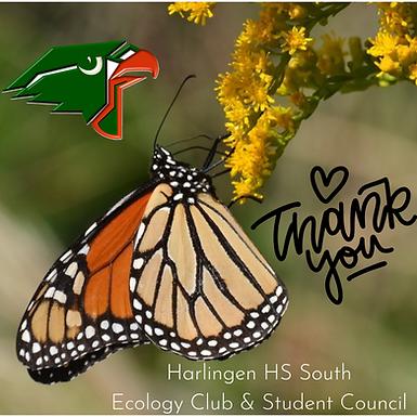 Harlingen HS South Ecology Club & Studen