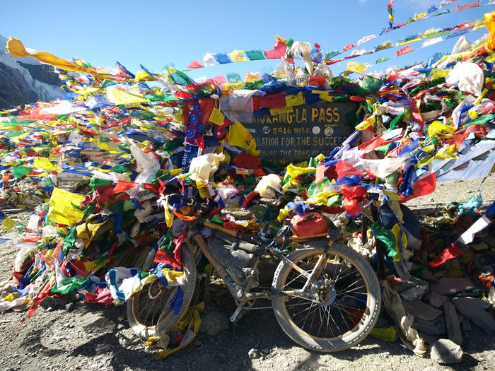Namaste - Annapurna Circuit Teil 1/3