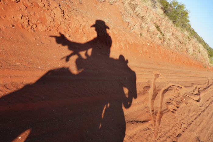 Alice Springs Teil 1- Einmal durch den Sandkasten