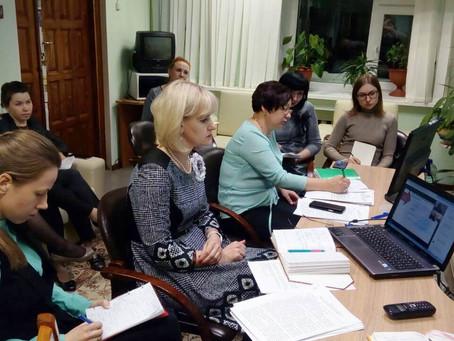 Надымский район продолжил работу с Образовательным Холдингом-лабораторией Global–NPD