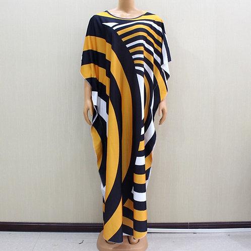 Beautiful African Dashiki Yoni Steam Gown