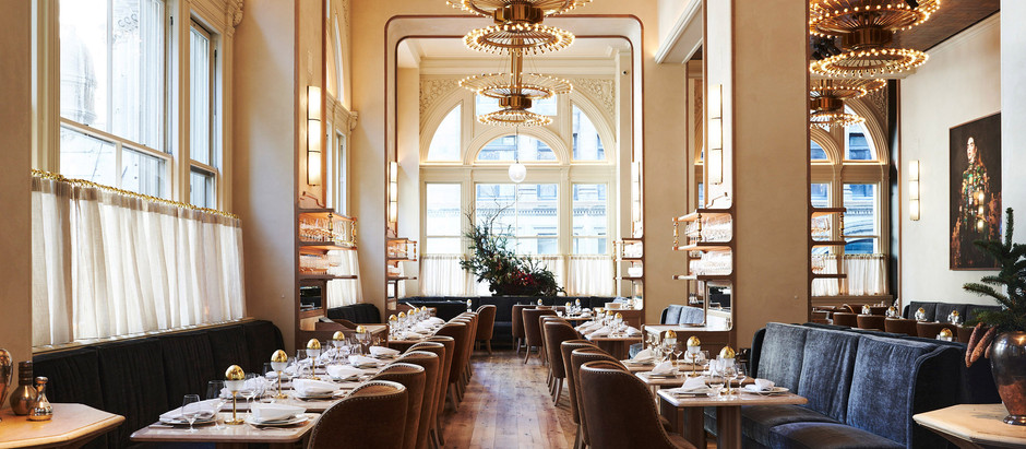 Veronika Restaurant NYC