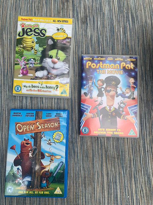 DVD bundle 2