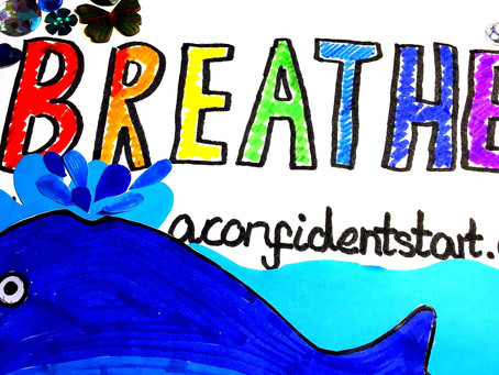 Before You Self-Harm - take 5 mins to BREATHE