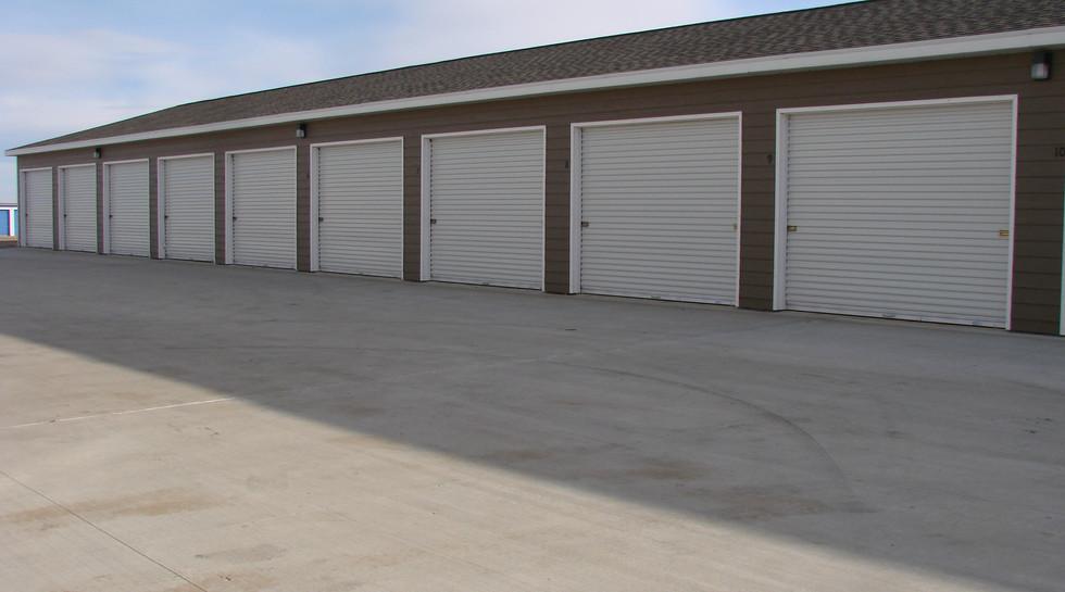 Garage Units
