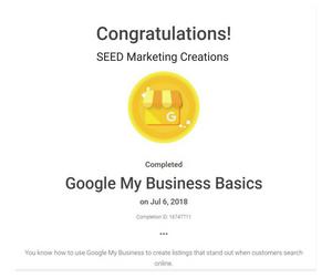 Certified, Website Design, Digital Marketing, South Dakota