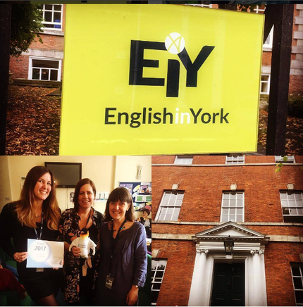 English in York is now a Quality English school!