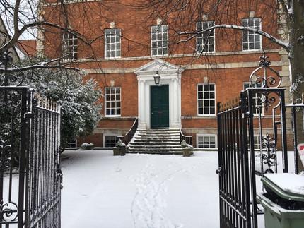A Winter Wonderland in York!