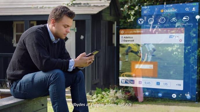 Danske Spil - Oddset App - 6 Kampe