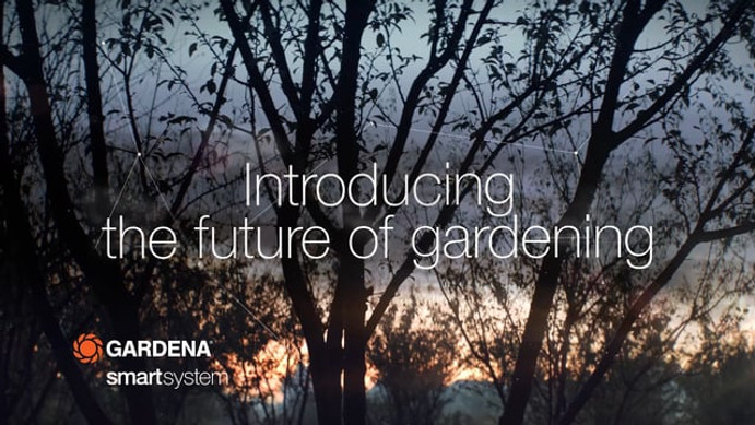 Gardena - The Future Of Gardening