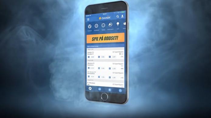 Danske Spil - Oddset App - Tømmermænd