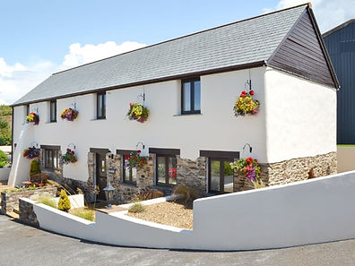 Pencrennow Cottages Daisy cottage Accomodation