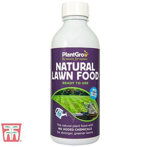 Buy PlantGrow Natural Lawn Food 1L