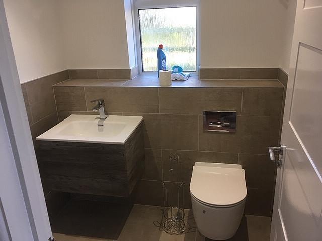 Bathroom Wc & Basin