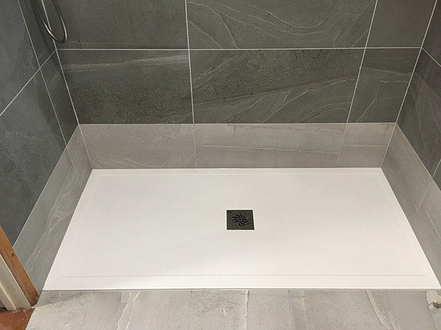 25mm Wetroom Shower Tray