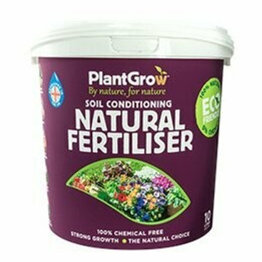 Buy PlantGrow Soil Conditioning Natural Fertiliser 10L
