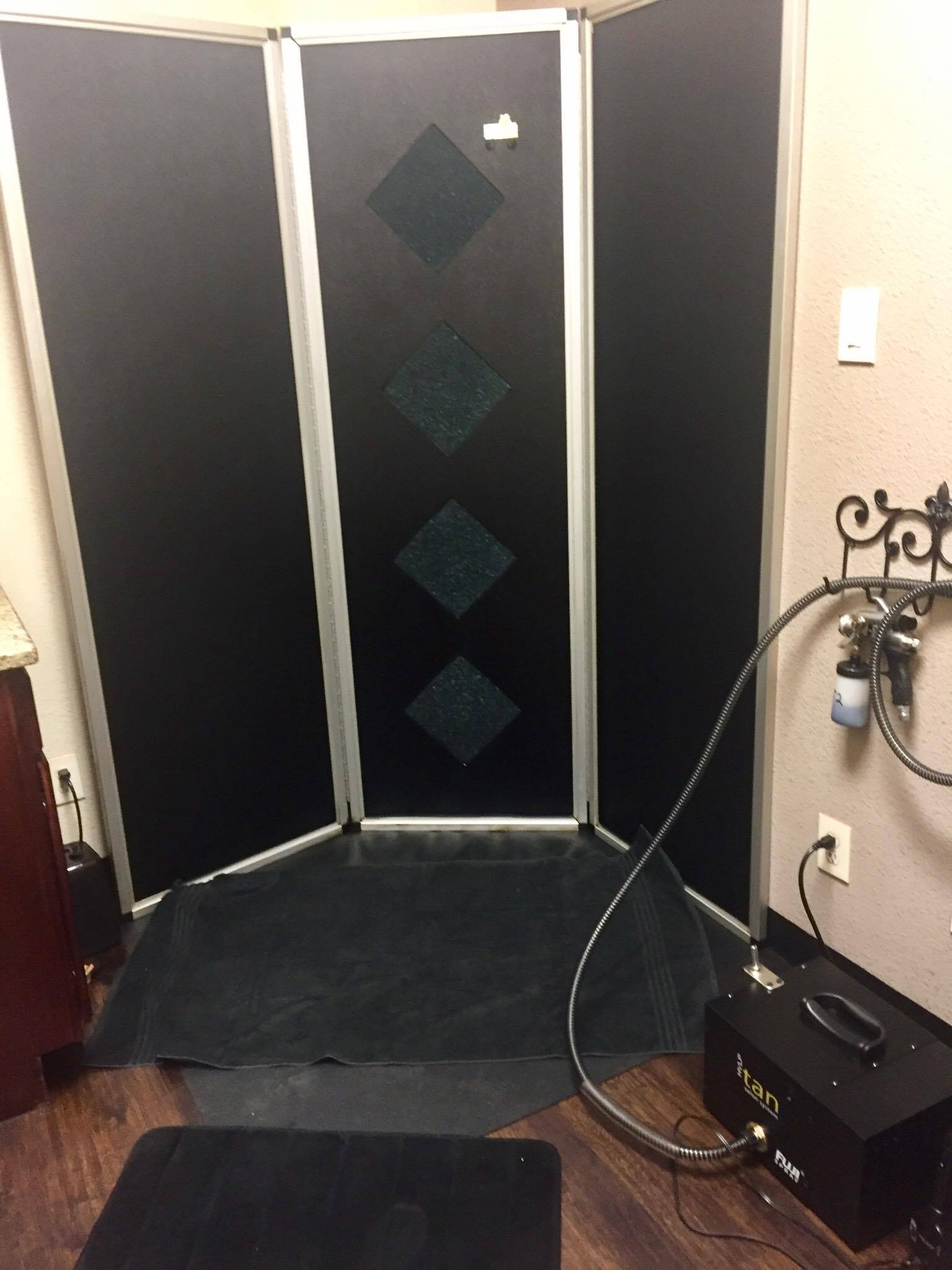 Spray Tan Hair And Makeup Specialist Tanning Bed Wiring Rooms