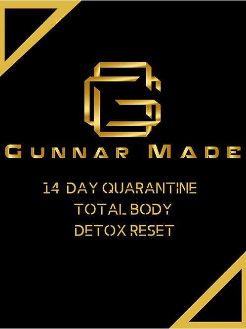 GunnarMADE Quarantine Detox Reset 2.0