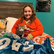 CIB Adoption # 22 & # 23 - Rosie & Micah