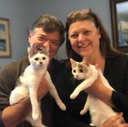 CIB Adoption # 15 & # 16 - Queso & Quigley