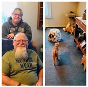 CIB Adoption # 42 & # 43 - Wally & Winston