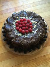 Ganache covered Chocolate Chunk Blackber