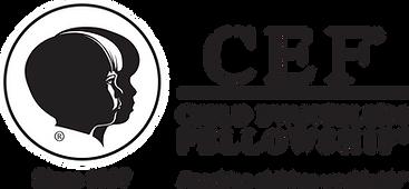 CEF logo, black 2013.png