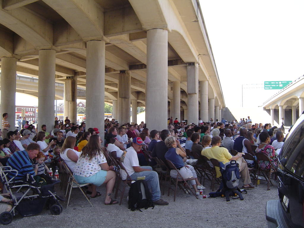Church Under The Bridge