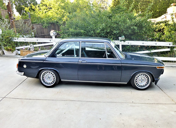 BMW 2002 E10 GT-200 SERIES STEELIES CHROME LIP