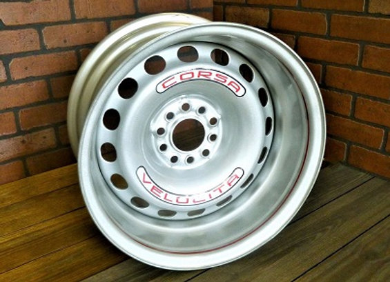CORSA GT-200 SERIES 16 INCH TWO PIECE STEEL WHEEL