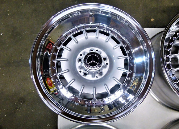 MERCEDES-BENZ 3 PIECE CONVERSION 17X8.5 & 17X9.5 SET