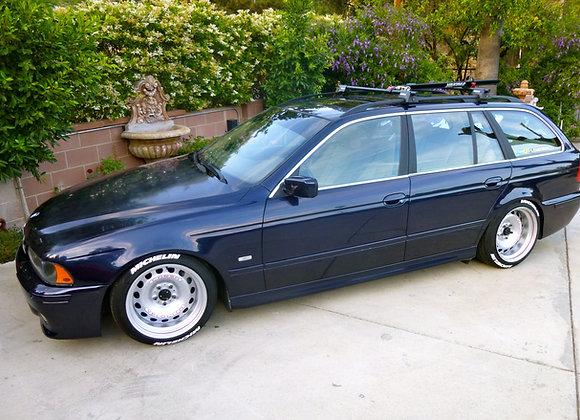 BMW E39 CORSA GT-100 SERIES STEELIES