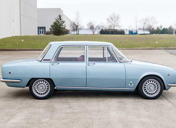 ALFA ROMEO BERLINA GT-SERIES STEELIES 15 X 7