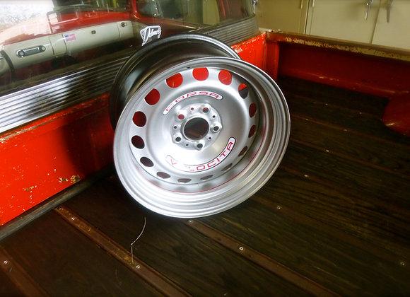 CORSA GT-SERIES 17 INCH TWO PIECE STEEL WHEEL