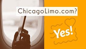 O'Hare airport limo