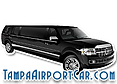 SUV limo service from Tampa Airport
