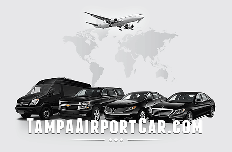 Tampa airport car service reservations