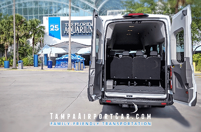 Car service from Tampa airport. TPA airport car service.