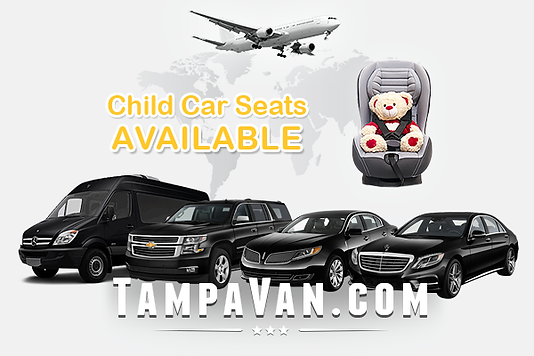 Tampa airport car, SUV, Limo and Van service.