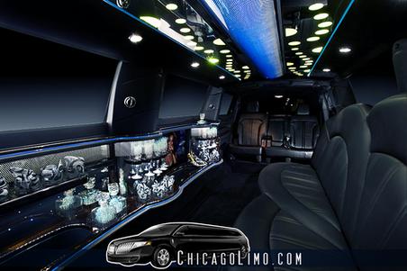 10 - passengers limousine